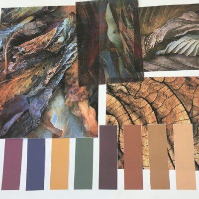 Arcadia Colour Palette