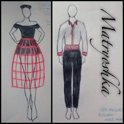 Matryoshka Designs by Lily Smith