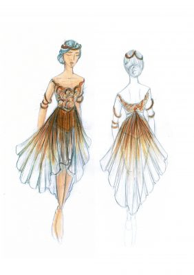 Acadia Nymph Costume