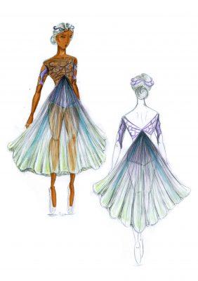 Arcadia Selene Costume