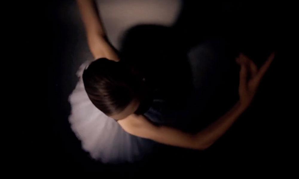 Ballerina Ruth Brill
